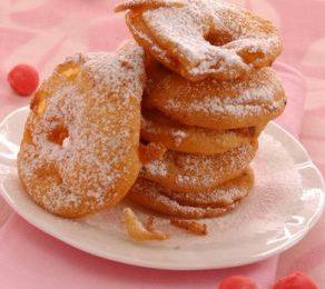 Ricette Carnevale: mele in pastella