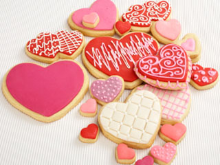 biscotti cuore san val 2010