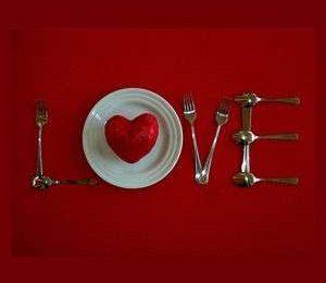 San Valentino: Menù romantico e afrodisiaco