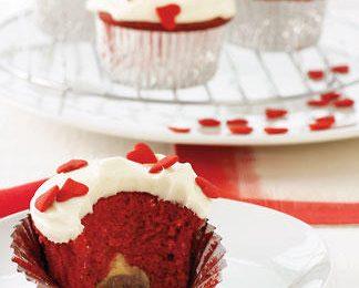Ricette San Valentino: muffin romantici