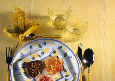 Ricette Festa della donna: tartine mimosa