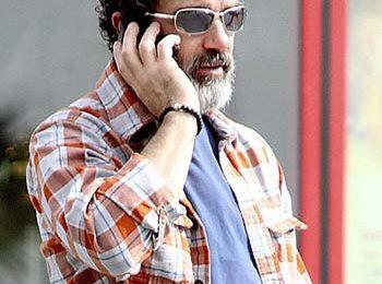 Antonio Banderas invecchiato ed ingrassato, ma è solo per lavoro!