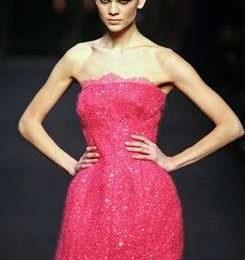Tendenze moda: colore rosa