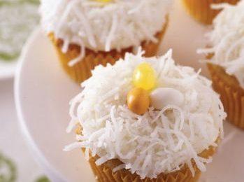 Ricette di Pasqua: muffin con ovetti