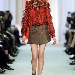 Milano Moda Donna 2010: Just Cavalli