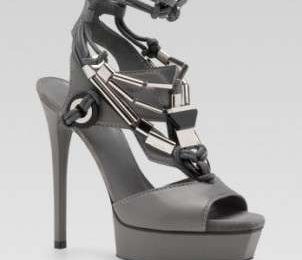 Gucci scarpe primavera estate 2010- 2011