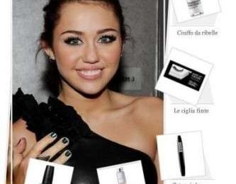 Miley Cyrus: come copiare il suo make up
