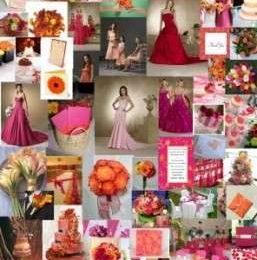 Un matrimonio in rosa