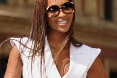 Naomi Campbell incinta, sarà vero?