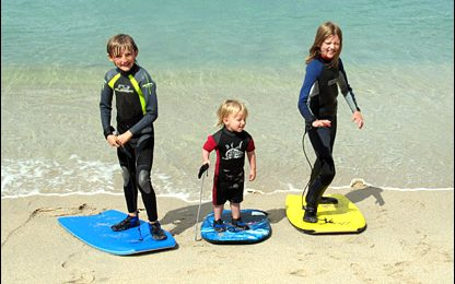 Le migliori 25 spiagge naturali a misura di bimbo