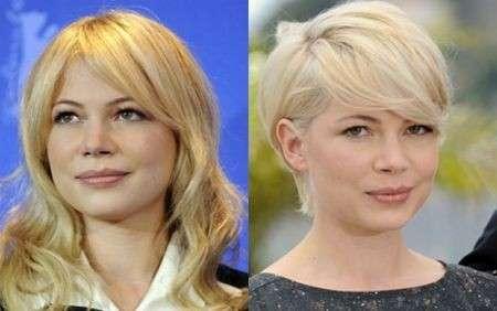 Tagli di capelli: sei celebrities ed i loro cambi di look [FOTO]