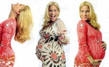 Heather Parisi è mamma, nati i suoi gemellini
