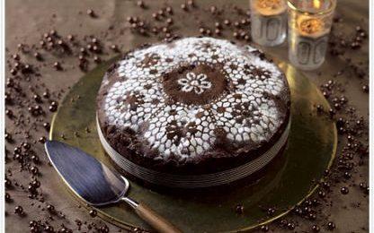 Dolci Festa della mamma: torta al cioccolato e nocciole