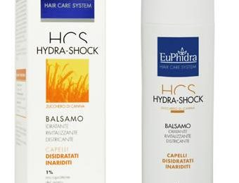 Cura capelli, Hydra Shock di Euphidra Hair Care System