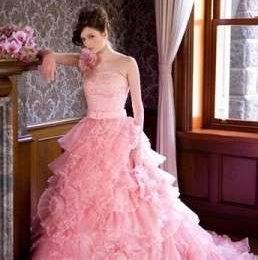Gli abiti da sposa colorati di Hisako Takayama