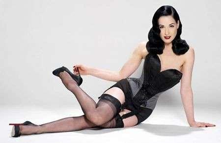 Tendenze moda 2010: lo stile burlesque