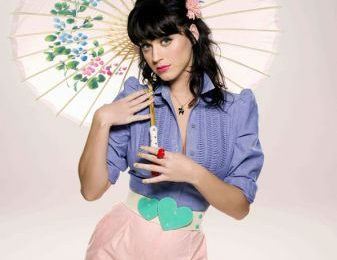 Katy Perry: nuovo profumo Purr per la cantante