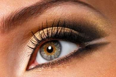 Make up estate 2010: colore oro