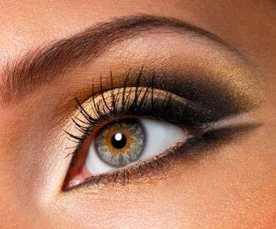 Make up estate 2010: colore oro