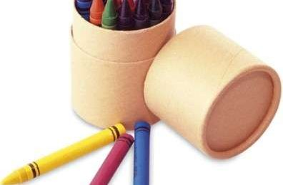 Lavoretti per bambini: riciclare i pastelli a cera