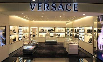 Versace: nuova boutique a Ginevra