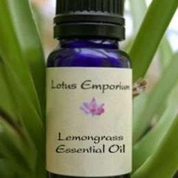 Aromaterapia: l'olio essenziale di lemongrass