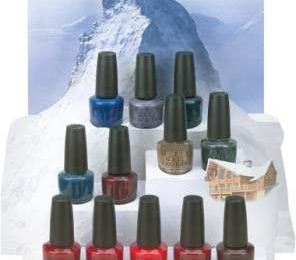 Smalto OPI: Swiss collection per l'inverno 2011