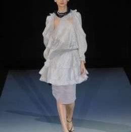 Milano Moda Donna 2011: Emporio Armani