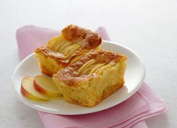 Ricette autunnali: plum cake alle mele