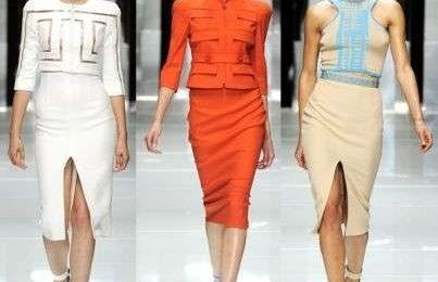 Milano Moda Donna PE 2011: la sfilata di Versace