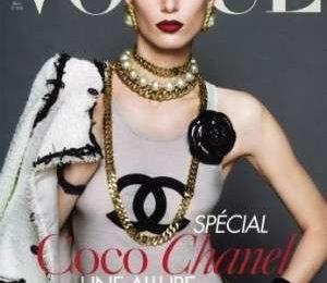 Vogue Paris festeggia 90 anni