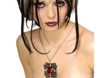 Halloween: il make up da vampira