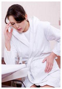 nausea in gravidanza