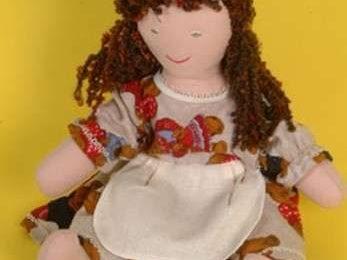 Come si fanno le bambole di pezza