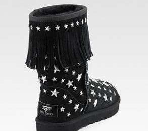 Scarpe Ugg Jimmy Choo: gli stivali di Nicky Hilton