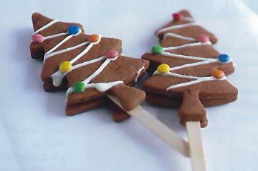 Biscotti Di Natale X Bambini.Dolci Di Natale Per Bambini Alberi Al Cioccolato Pourfemme