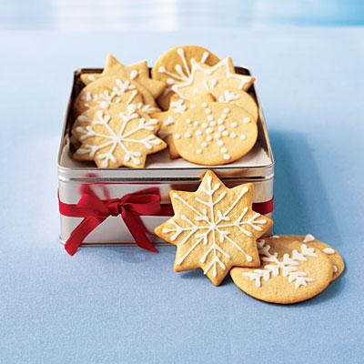 Ricette Di Biscotti Da Regalare A Natale.Ricette Di Natale Biscotti Alla Vaniglia Pourfemme