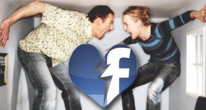 Rapporti di coppia: attenzione a Facebook se state divorziando