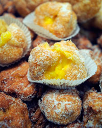 Ricette Carnevale: tortelli alla crema