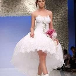 Abiti da sposa 2011: collezione Samantha Spose
