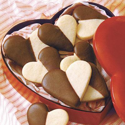Ricette San Valentino biscotti facili e veloci