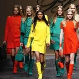 Milano Moda Donna A/I 2011-12: Blumarine
