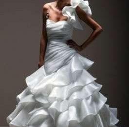 Abiti da sposa 2011: collezione Fabio Gritti Couture
