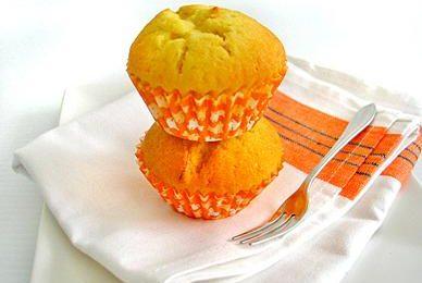Ricette per bambini: muffin all'arancia
