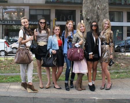 Le borse delle donne sono lo specchio della società. Parola di sociologo