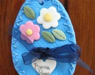 Fai da te Pasqua 2011: lavoretti con la pasta di sale