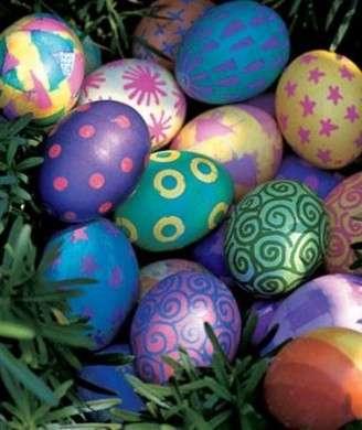 Fai da te per Pasqua: le uova dipinte