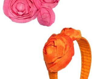 Accessori primavera 2011: le rose trionfano con Malìparmi