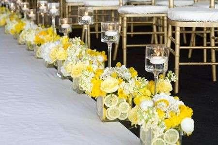Decorazioni Matrimonio Arancione : Addobbi floreali matrimonio le tendenze per l estate pourfemme