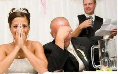 Scherzi matrimonio: alcune idee divertenti